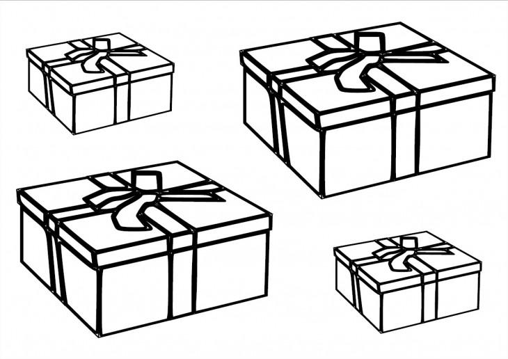 cadeaux noel coloriage cadeaux de no l imprimer et colorier. Black Bedroom Furniture Sets. Home Design Ideas