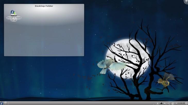 Fedora 16 Kde 4.7