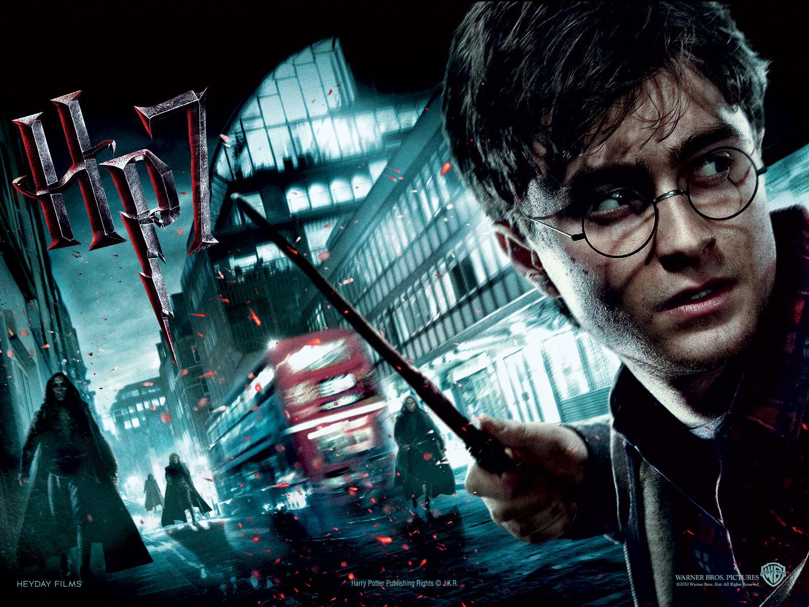 Fond d'écran hd Harry Potter 7