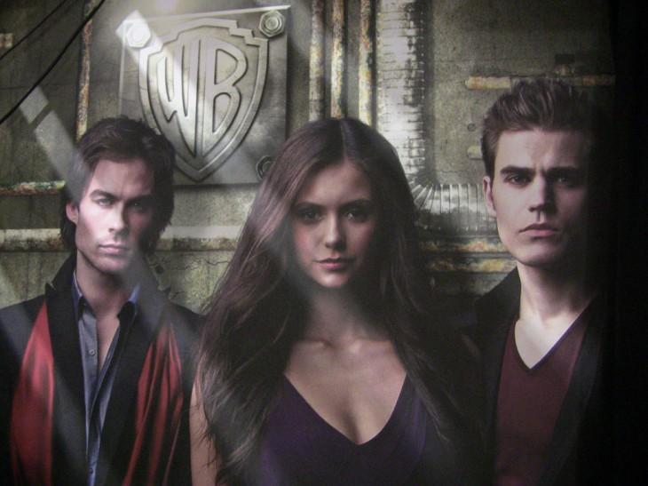 Fond d'écran Vampire Diaries