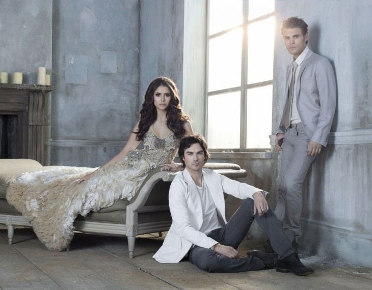 HD Vampire Diaries Wallpaper