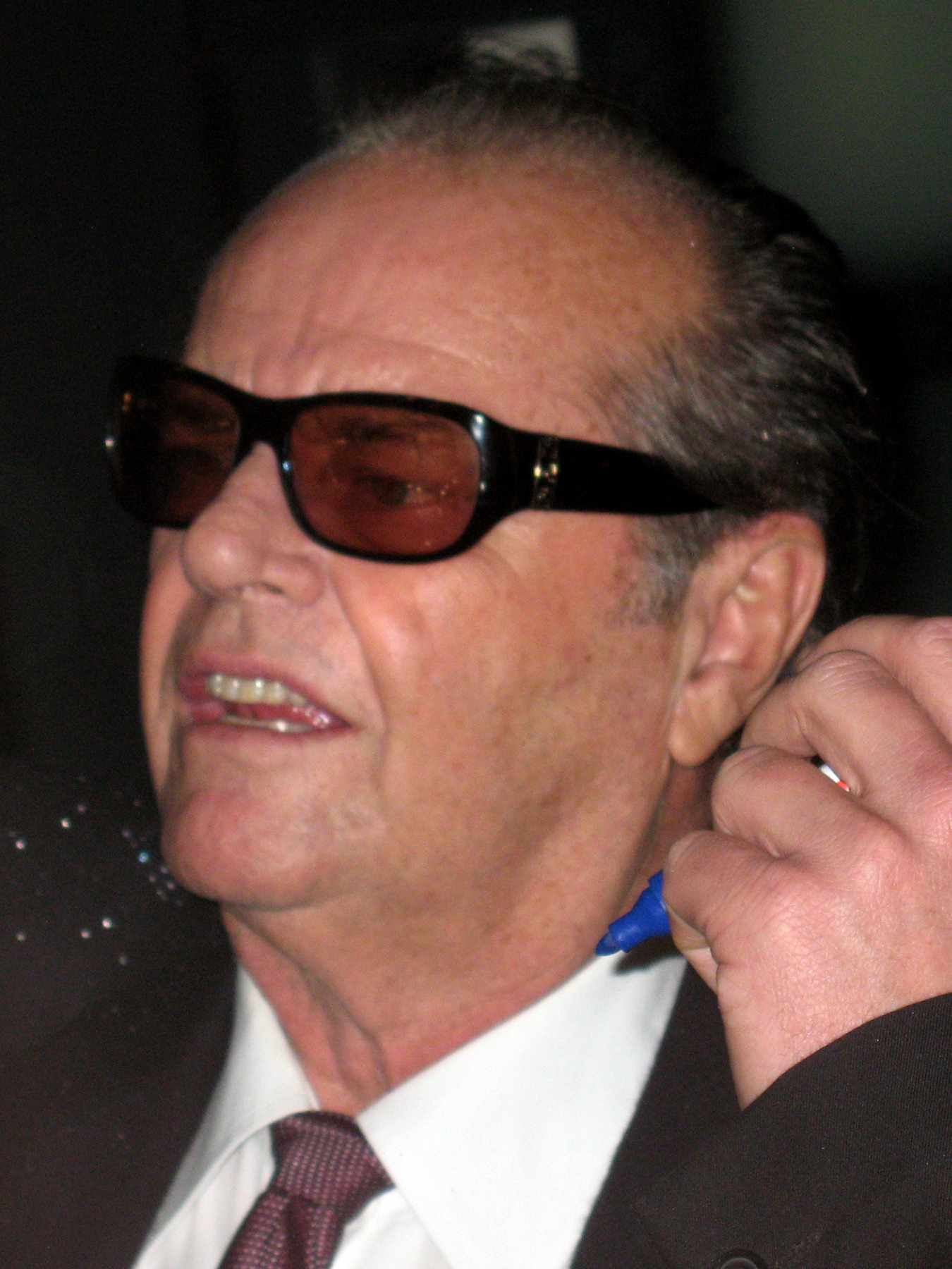 Jack Nicholson 2011 photo