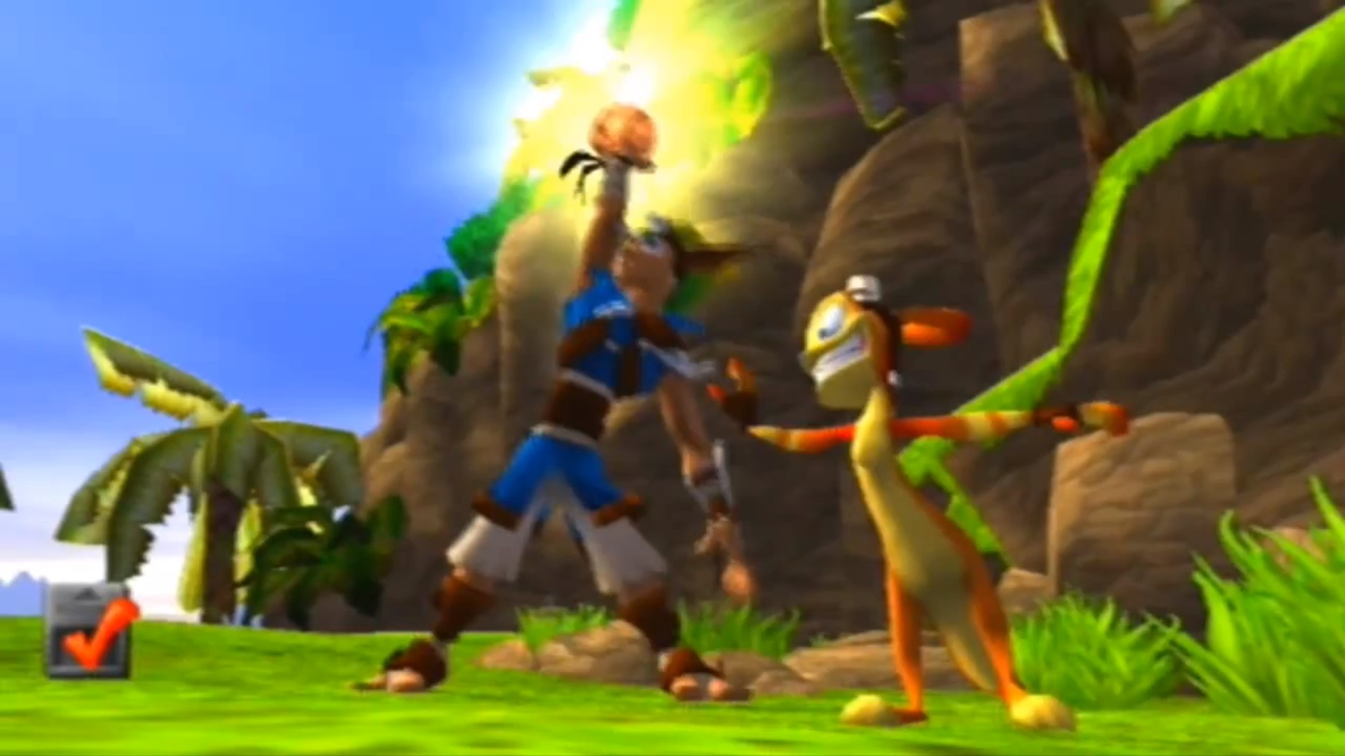 Jak and Daxter pile d'energies