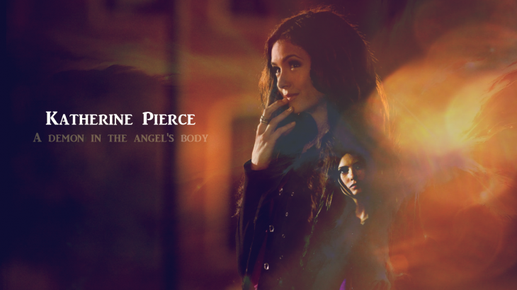 Katherine Pierce Wallpaper hd