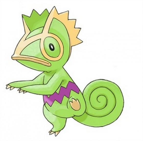 Kecleon pokemon