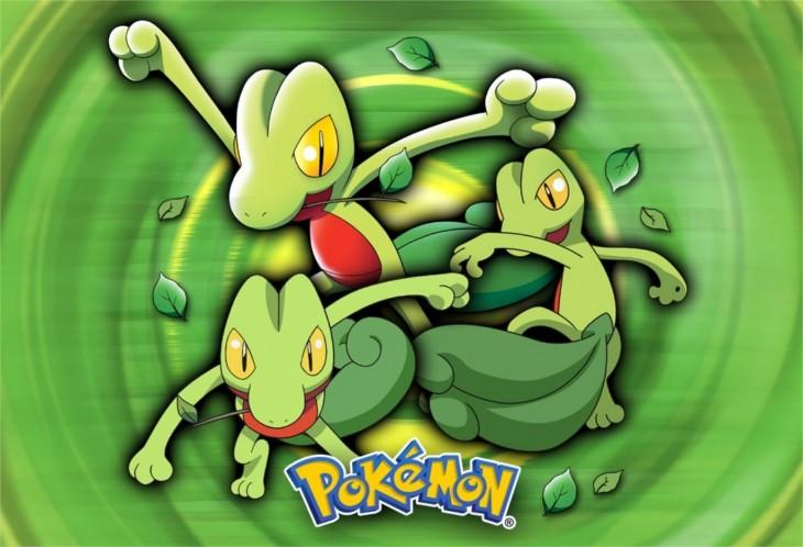 Pokemon Arcko Wallpaper