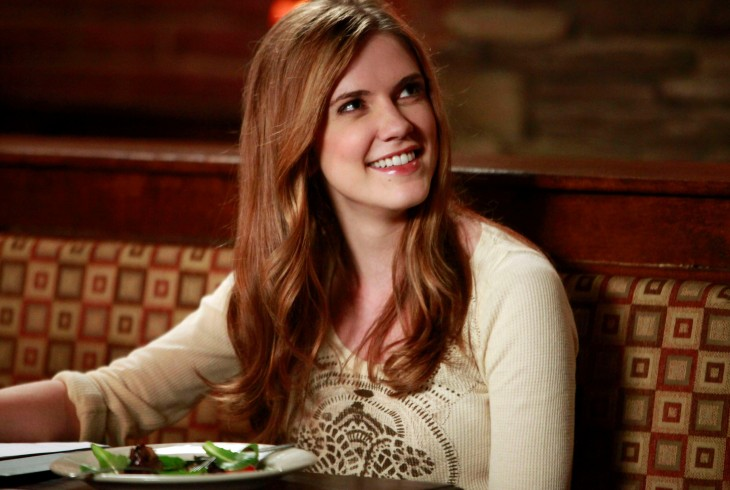 Sara Canning Jenna Sommers Wallpaper