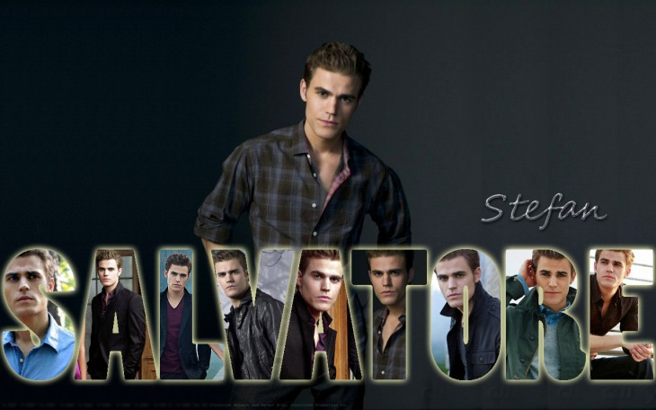 Stefan Salvatore Wallpaper