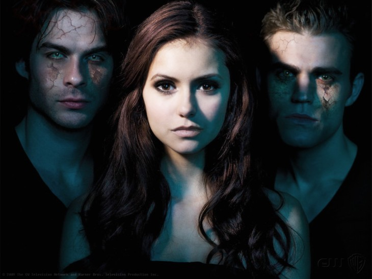 Transformation Vampire Damon Stefan