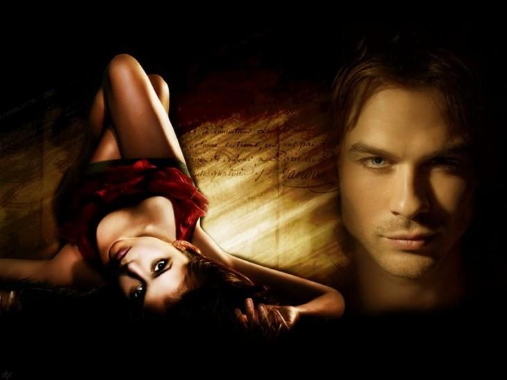 Vampire Diaries Elena Magnifique Wallpaper