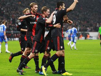 Victoire Bayer Leverkusen contre Chelsea