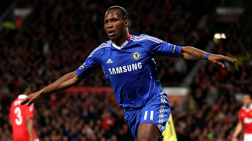 But Drogba contre Valence 2011