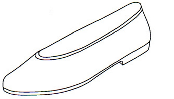 Coloriage ballerine