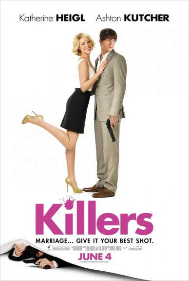 Kiss and Kill affiche