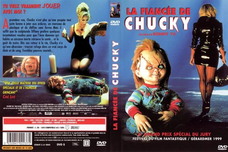 La Fiancée de Chucky Poster