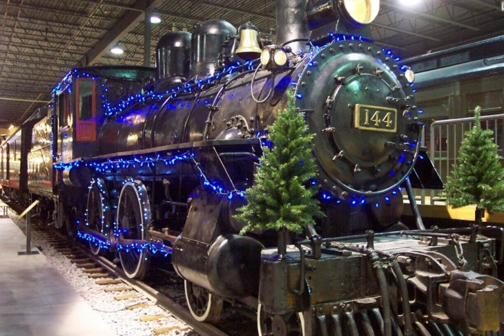 Locomotive noel
