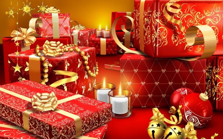 Noel cadeaux wallpaper hd