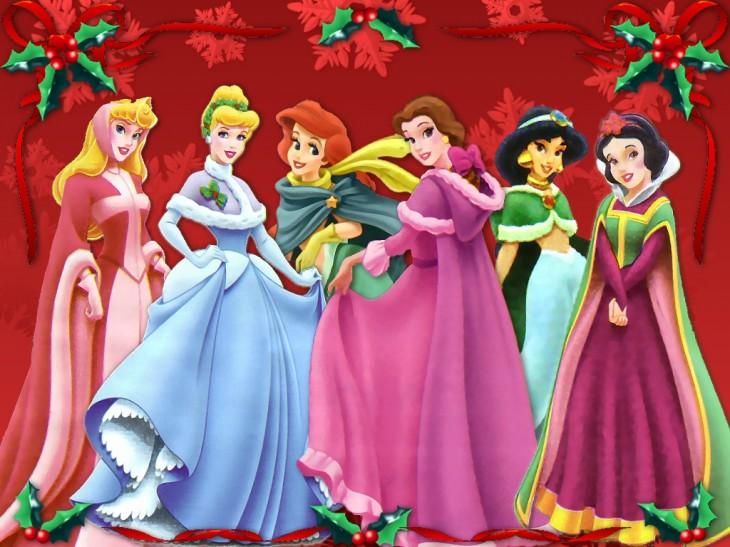 Princesses Disney wallpaper