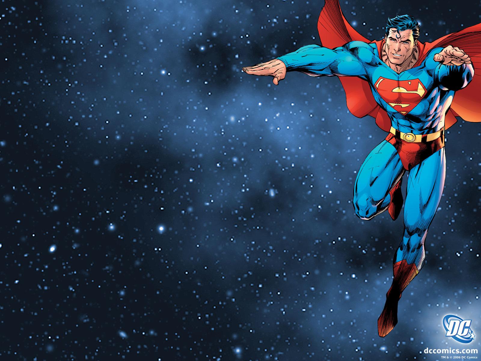 Superman Comics wallpaper