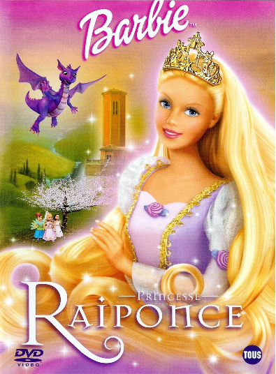 Barbie princesse Raiponce