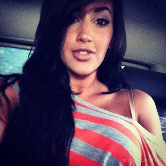 Claudia Sampedro visage