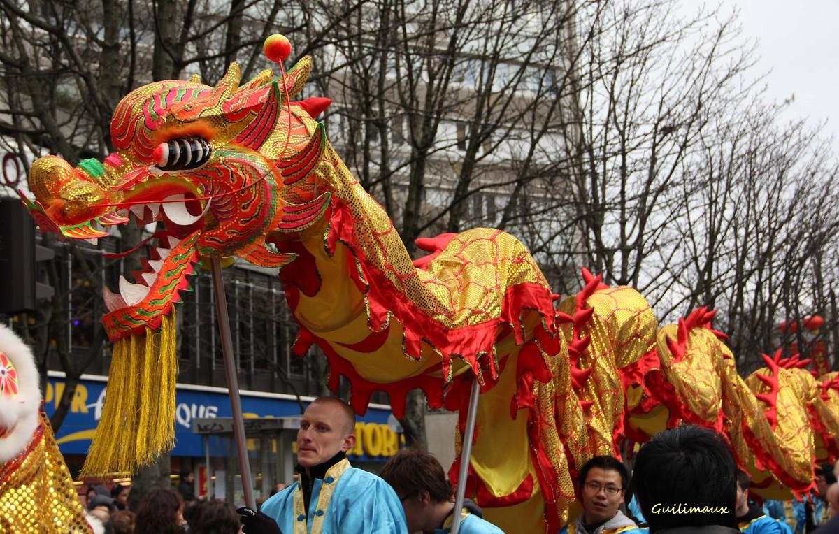 Coloriage nouvel an chinois 2012 et dragon imprimer - Photo de dragon chinois ...