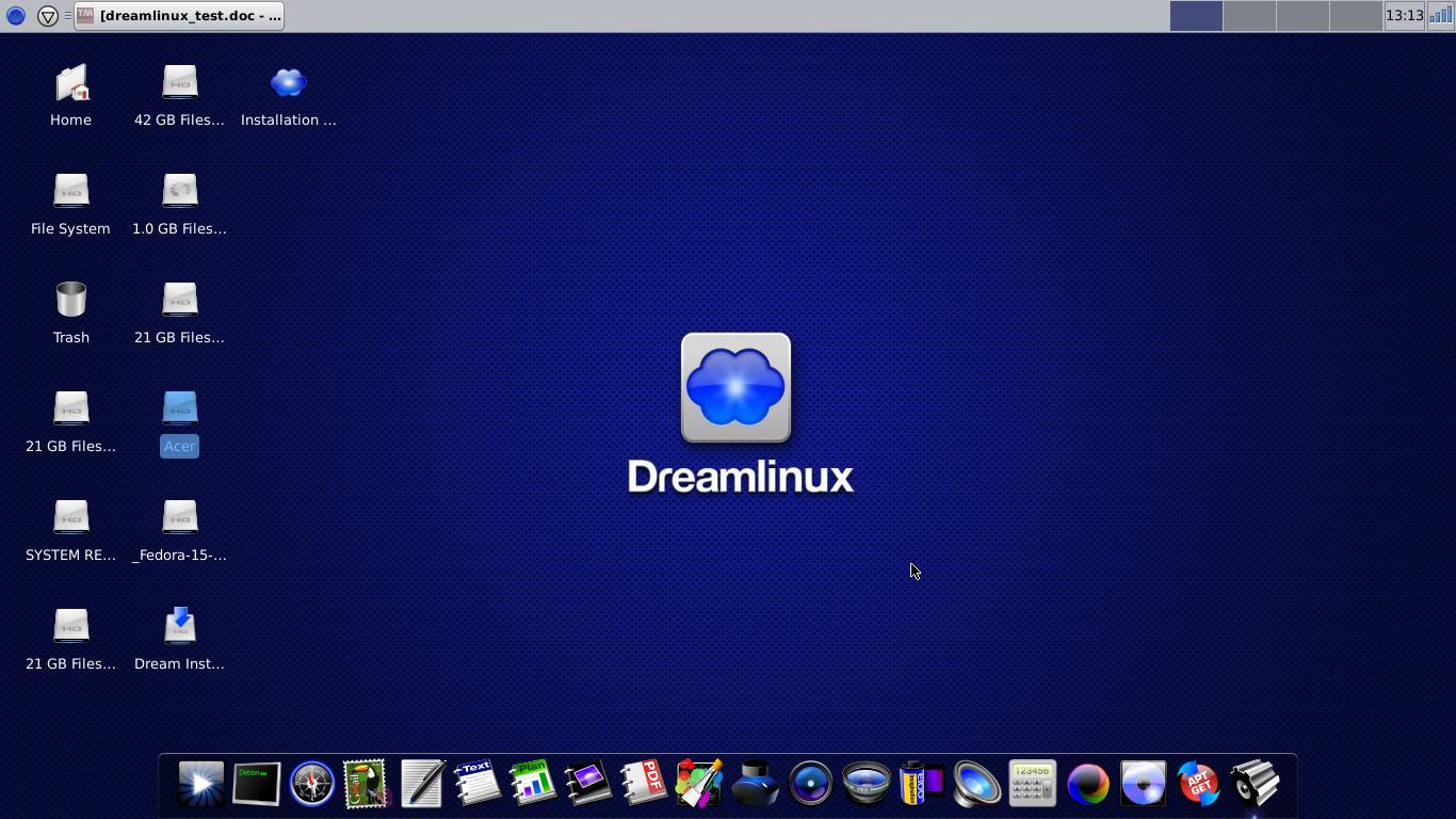 Dreamlinux 5