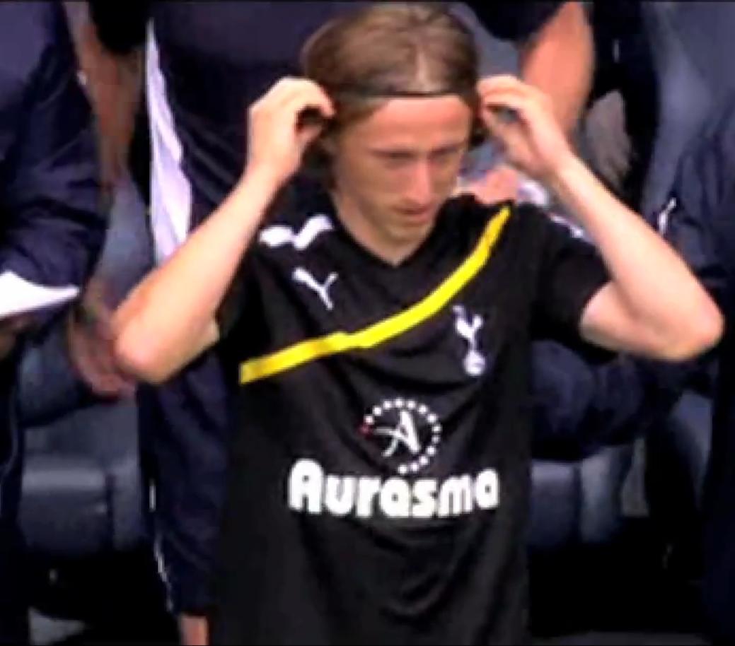 Luka Modric 2011