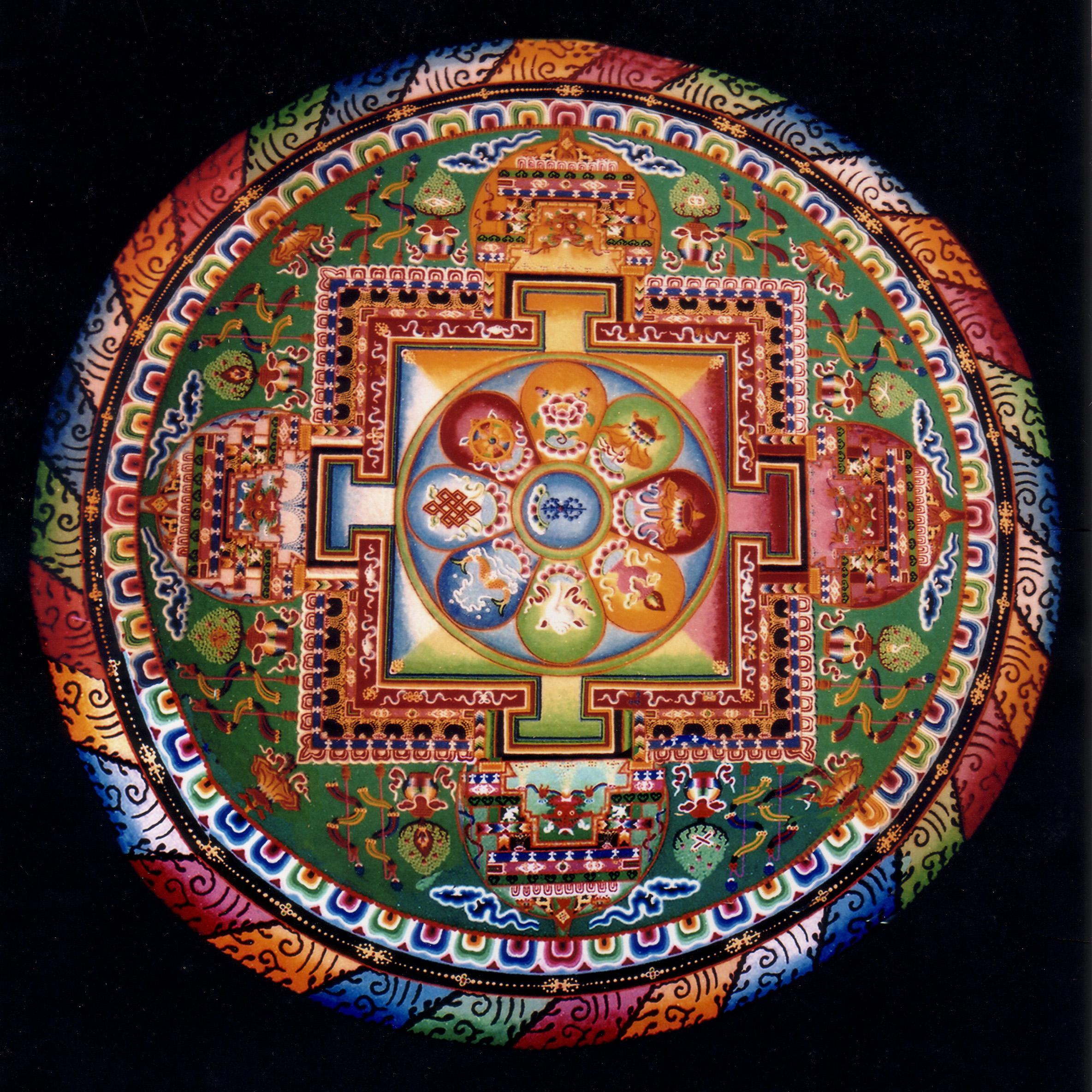 hindu mandala wallpaper - photo #27