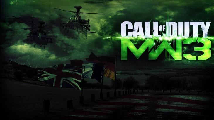 Modern Warfare 3 fond d'écran hd