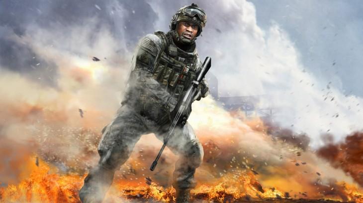 Modern Warfare 3 militaire wallpaper