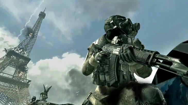 Modern Warfare 3 Paris