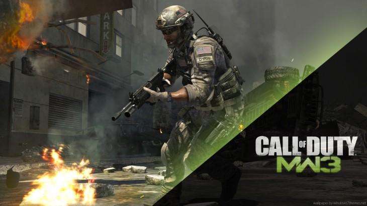 Modern Warfare 3 soldat wallpaper
