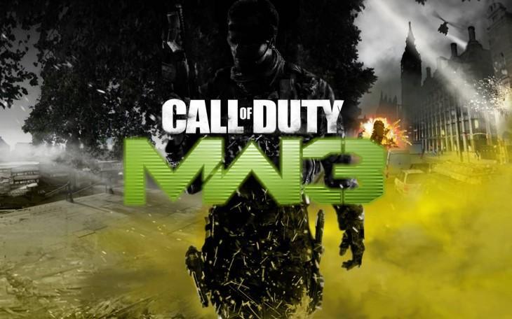 Modern Warfare 3 Wallpaper hd