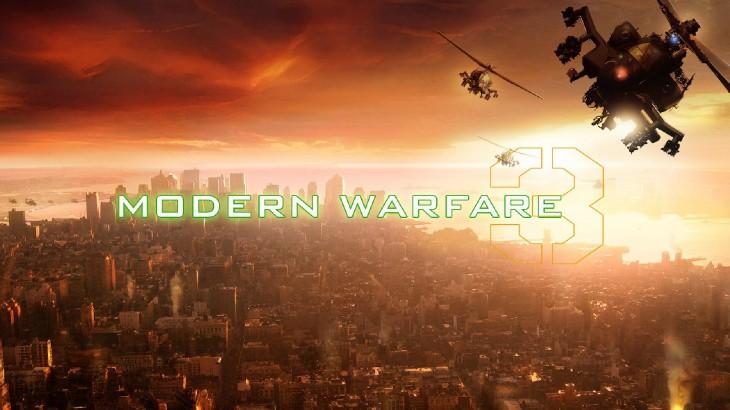 Modern Warfare 3 wallpaper helico