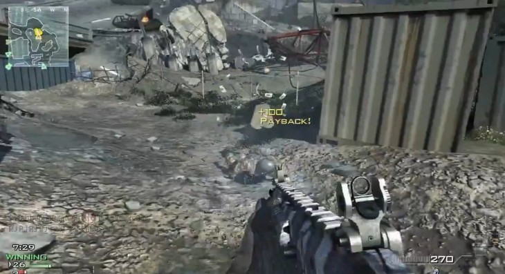 MW3 arme acr