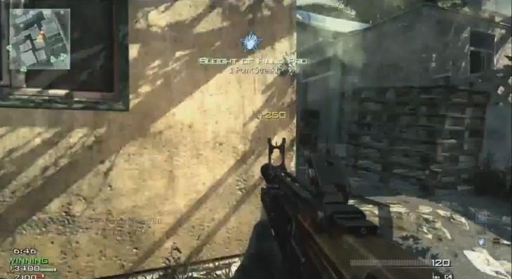 MW3 arme fad