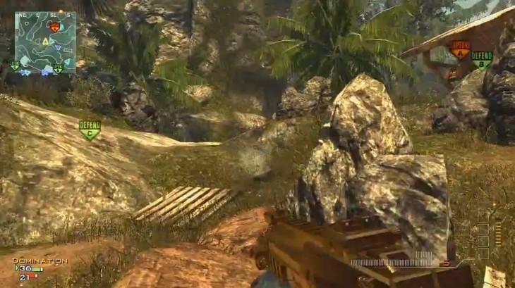 MW3 map village