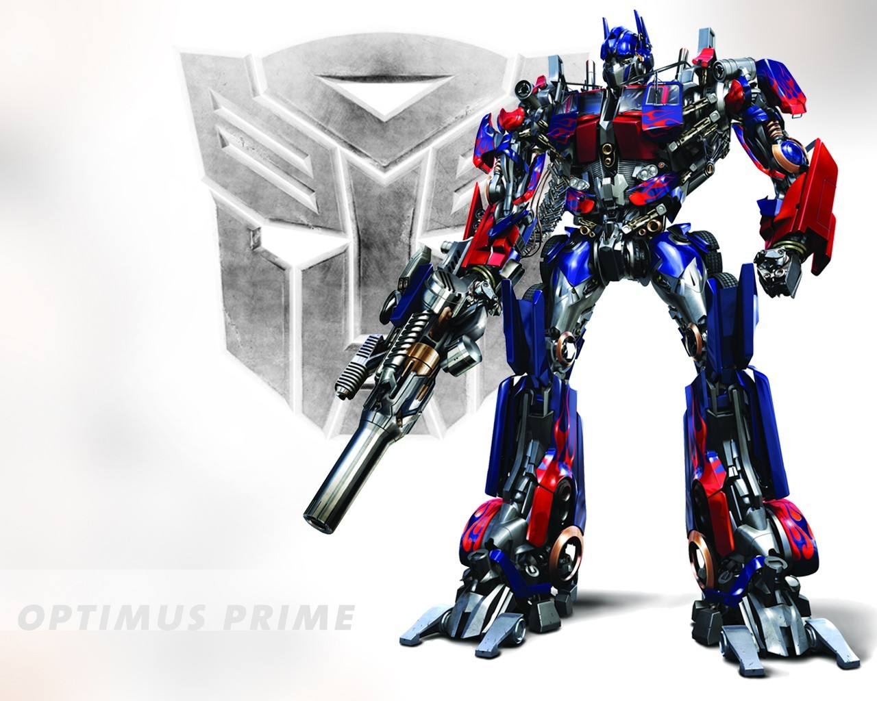 Optimus Prime Wallpaper