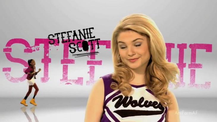 Stefanie Scott Section Genius