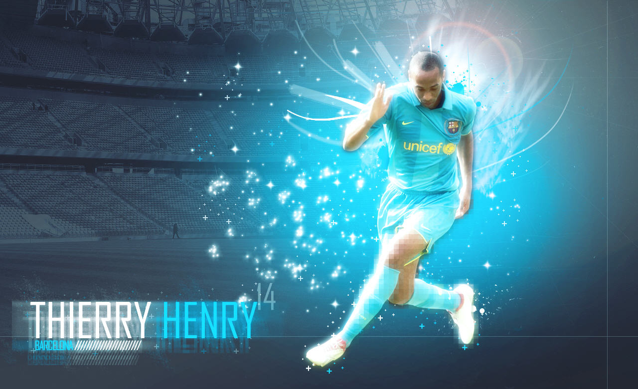 Thierry Henry Wallpaper Wide