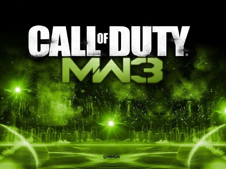 Wallpaper hd Modern Warfare 3