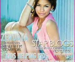 Zendaya magazine cover