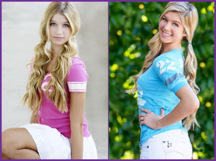 Allie Deberry actrice Disney