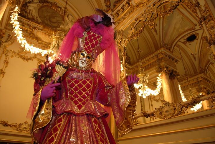 Carnaval Venise wallpaper