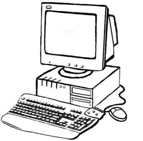 coloriage ordinateur imprimer et colorier