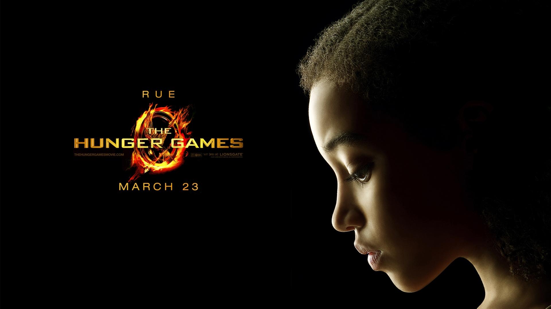 Hunger Games Rue Amandla Wallpaper HD