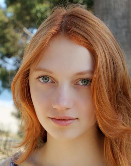 Jacqueline Emerson yeux magnifique