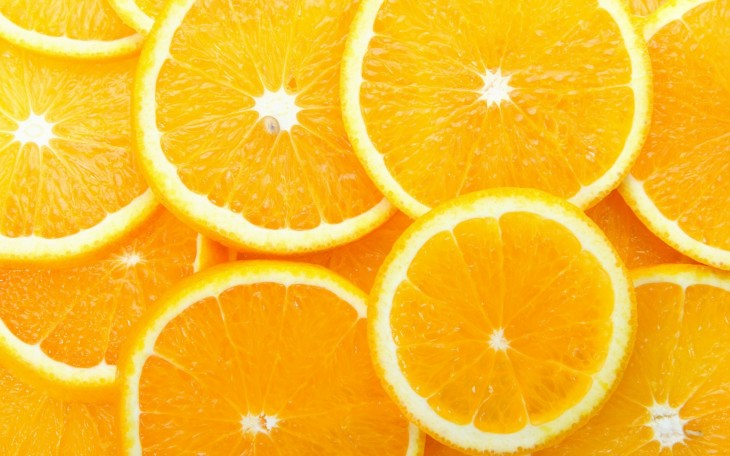 Orange fruit wallpaper hd