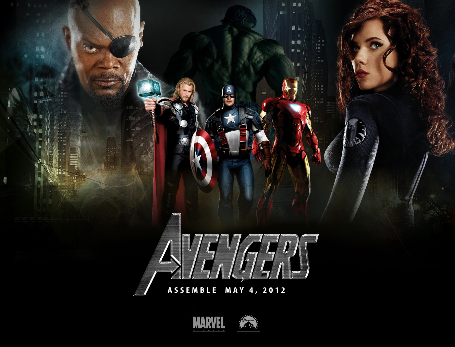 the avengers 2012 wallpaper hd
